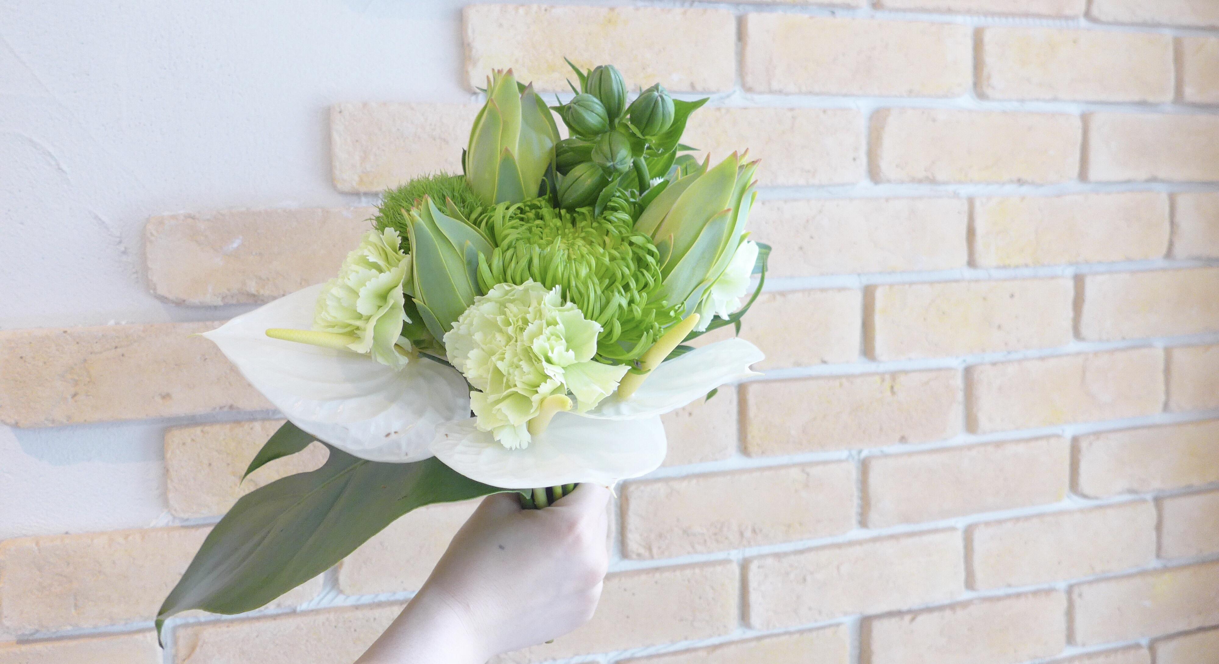 最近好きな、とてもセンスのあるオススメなお花屋さん。