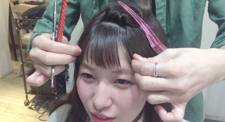 前髪カットで満足させられる人はきっと女性からもモテるという話。