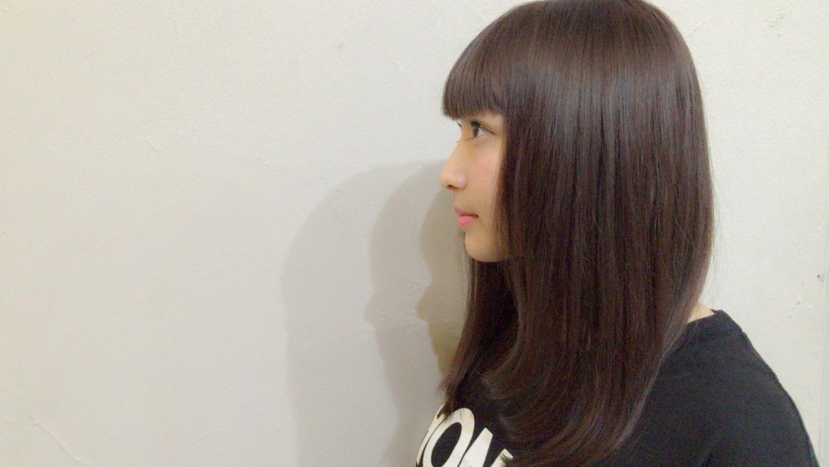 バッサリ切る時でも髪の毛の長さ1ミリ単位でこだわるべき。