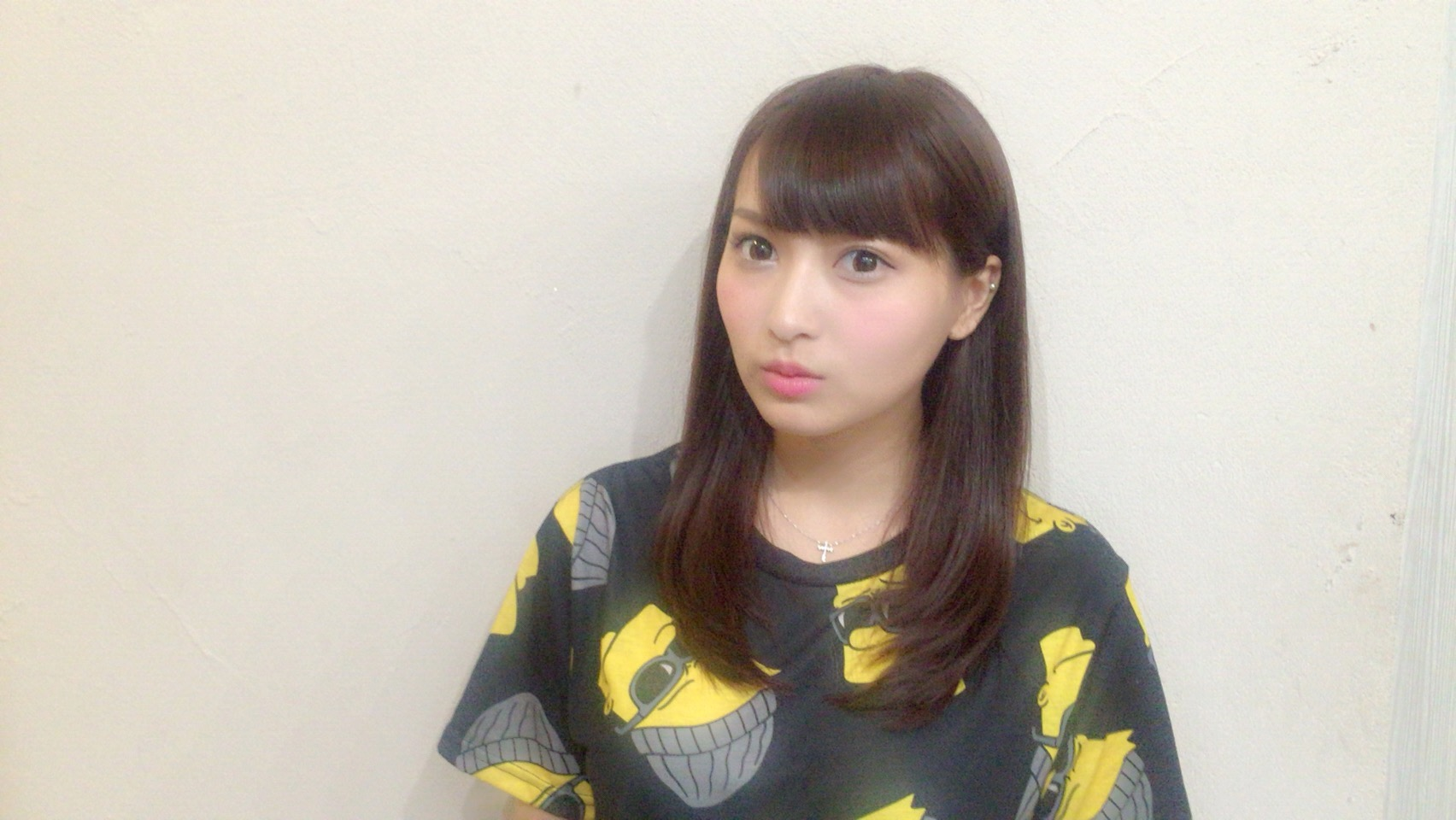 夏にオススメな髪色を太田里織菜さんに。