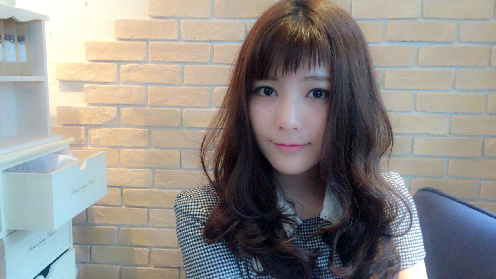 【ショートバング】可愛い前髪を作るには。